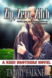 {Review} Zip, Zero, Zilch (The Reed Brothers #6) by Tammy Faulkner