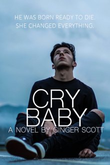 {Cover Reveal} Cry Baby by Ginger Scott