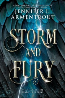 {ARC Review} Storm and Fury (The Harbinger #1) by Jennifer Armentrout