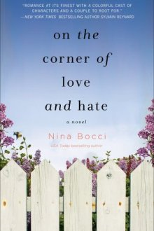 {ARC Review} On the Corner of Love and Hate by Nina Bocci