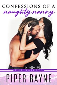 {Review} Confessions of a Naughty Nanny (The Baileys #6) by Piper Rayne