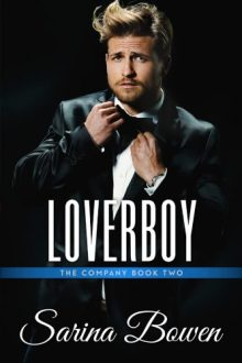 {Cover Reveal} Loverboy by Sarina Bowen