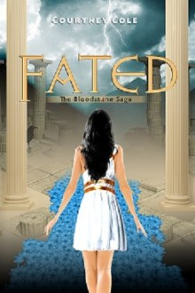 Ana is reading Fated by Courtney Cole