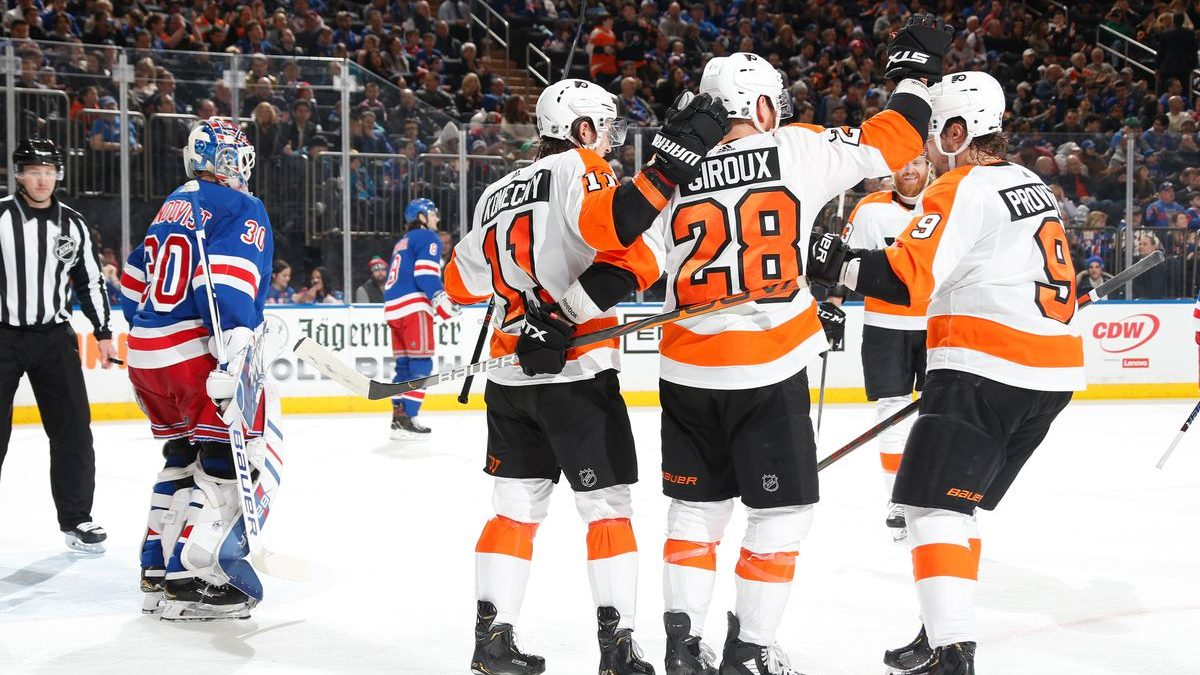 Tonight is the Biggest Game of the Season for the Flyers
