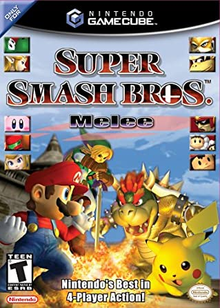Pinnacle of the Sticks: Super Smash Bros on GameCube
