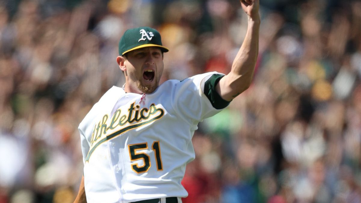 10 Years Ago Today, Dallas Braden Raised the Bar For Mother's Day Gifts