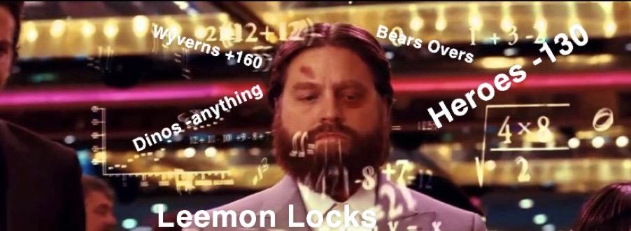LEEMON LOCKS KBO GAMBLING PRIMER 6/7/20