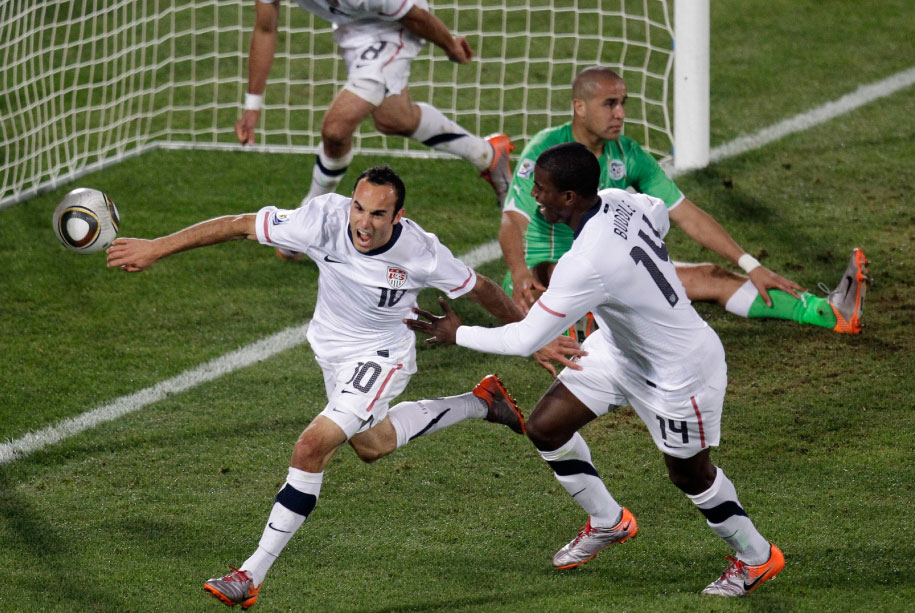 Remembering the Best Moment in USMNT History