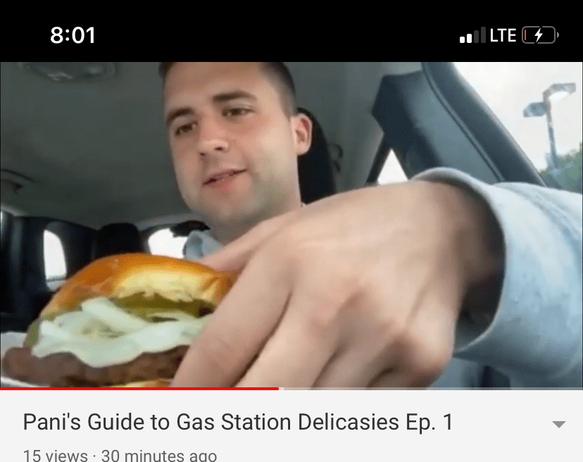 """Introducing a New Bookie's Basement Series, """"Pani's Guide to Gas Station Delicacies"""""""