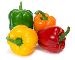 Power Ranking Bell Peppers