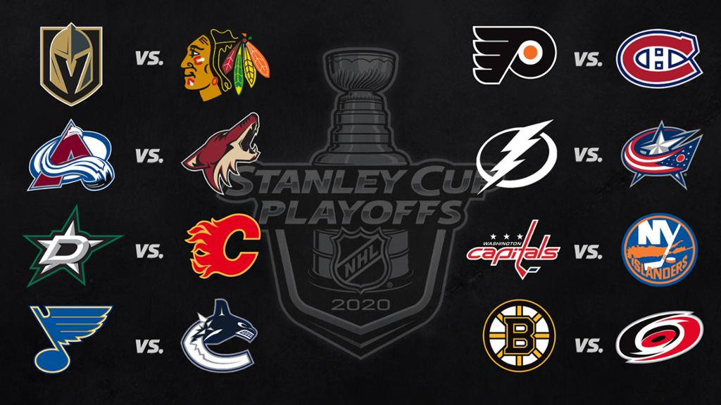 NHL Eastern Conference Round 1 Playoff Series Picks