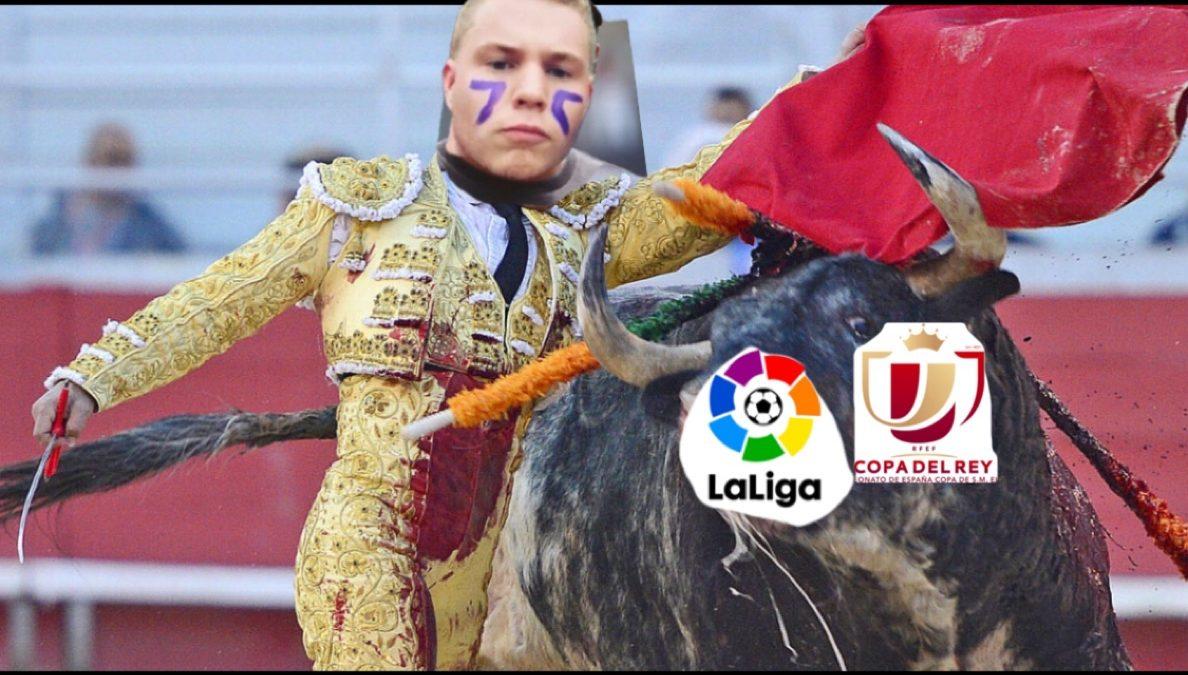 Barney Espanyol is Back: Copa del Ray Big Board, Thursday January 7th