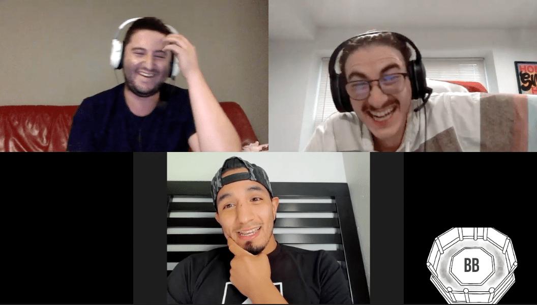 Adrian Yanez Joins The Reverse Mush Podcast (again)