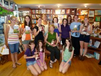 Janet Fox at Booktowne