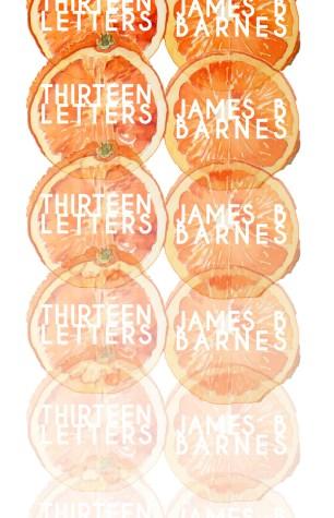 13 letters oranges