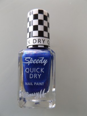 "Barry M in ""Supersonic"""