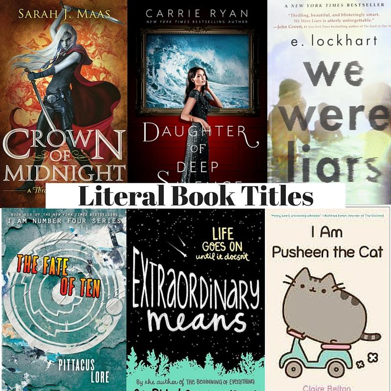 Literal Book Titles! The Book Llama