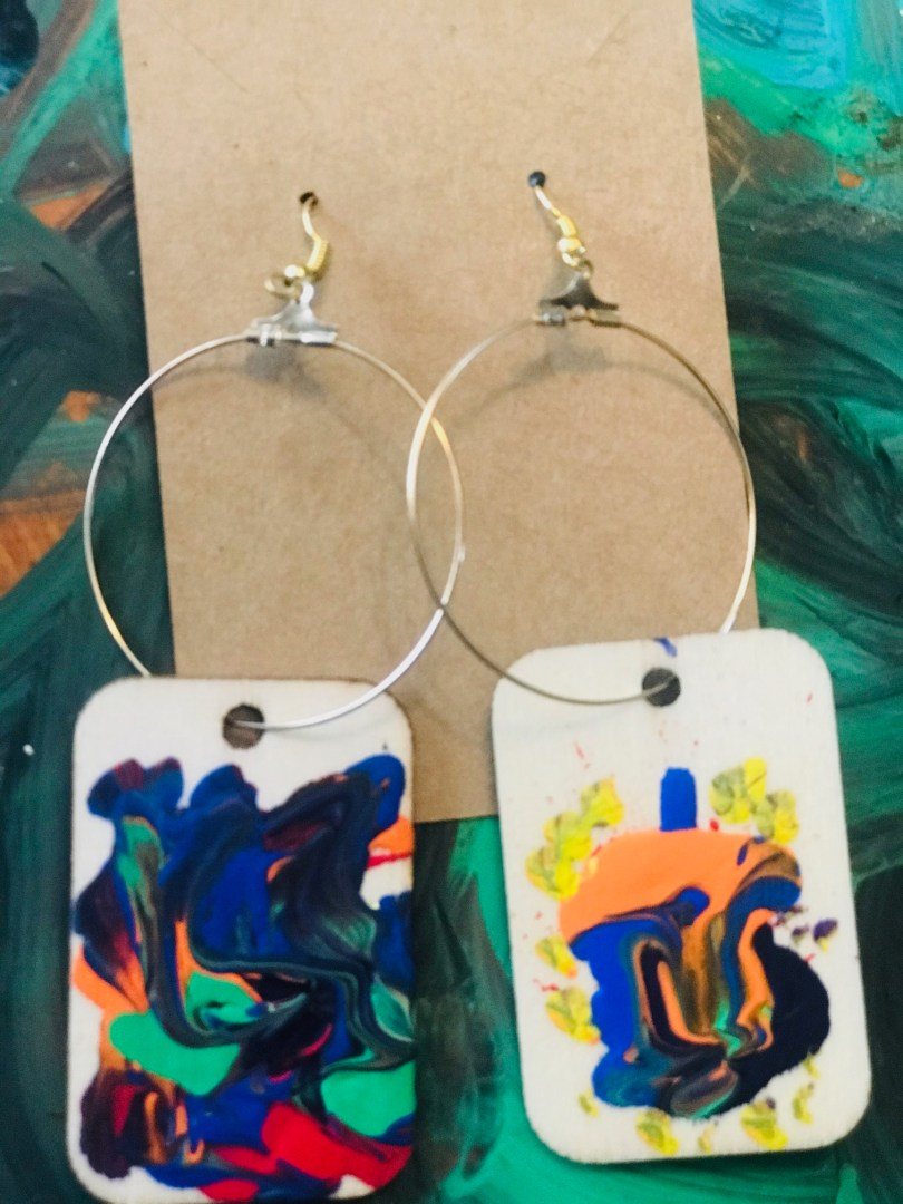 """Alignment"" Earrings by The Chakra Collection"