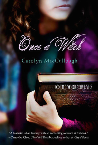 Once a witch Carolyn MacCullough
