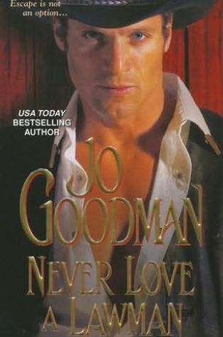 Review: Never Love a Lawman by Jo Goodman