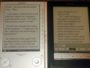 Review: Sony Reader Touch