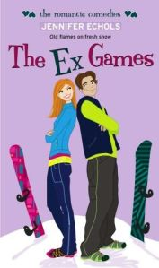 Review: The Ex Games by Jennifer Echols