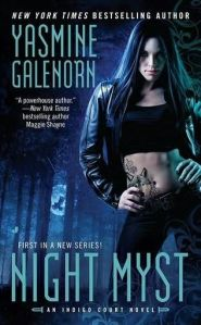 Review: Night Myst by Yasmine Galenorn