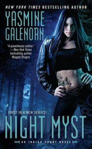 Review: Night Myst by Yasmine Galenorn