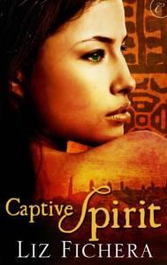 Review – Captive Spirit by Liz Fichera