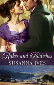 DNF Explanation: Rakes & Radishes by Susanna Ives
