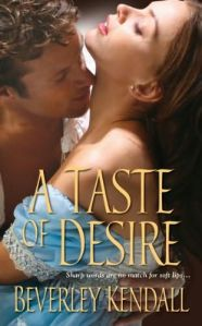 Review: A Taste of Desire by Beverley Kendall