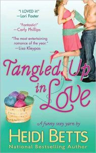 Review – Tangled up in Love by Heidi Betts