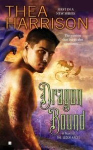 Joint Review – Dragon Bound by Thea Harrison