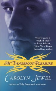 Review – My Dangerous Pleasure by Carolyn Jewel