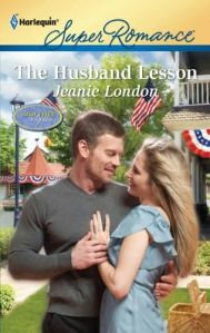 Review: The Husband Lesson by Jeanie London