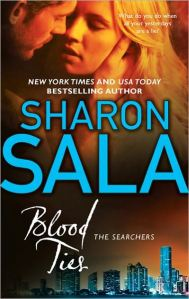 Review – Blood Ties by Sharon Sala