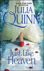Joint Review – Just Like Heaven by Julia Quinn