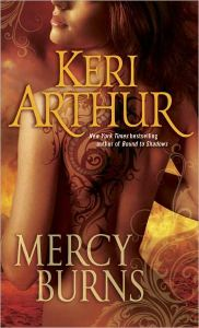 Review – Mercy Burns by Keri Arthur