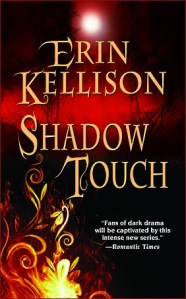 Review – Shadow Touch by Erin Kellison
