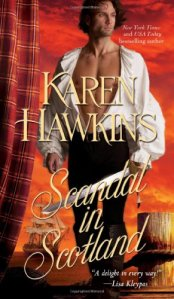Review – Scandal in Scotland by Karen Hawkins