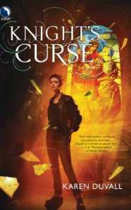 Review – Knight's Curse by Karen Duvall