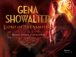 Review & Giveaway – Lord of the Vampires by Gena Showalter