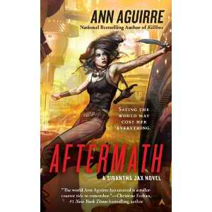 Joint Review – Aftermath by Ann Aguirre
