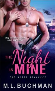 Review: The Night is Mine by M.L. Buchman