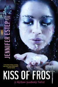 Review – Kiss of Frost by Jennifer Estep