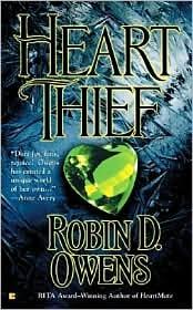 Heart Thief Cover