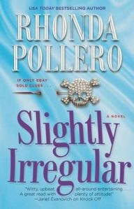 Review: Slightly Irregular by Rhonda Pollero