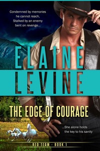 Review – The Edge of Courage by Elaine Levine