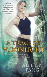 Review – A Trace of Moonlight by Allison Pang