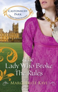 Review – The Lady Who Broke the Rules by Marguerite Kaye